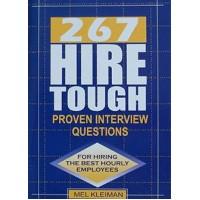 267 Hire Tough Proven Interview Questions