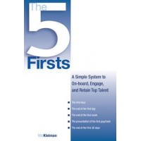 The Five Firsts Book